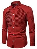 رخيصةأون ملابس السباحة والبيكيني 2017 للنساء-رجالي قميص أساسي مقصوص / شبكة لون سادة / كم طويل