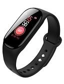 tanie Damskie płaszcze i trencze-Inteligentne Bransoletka YY-Q40 na Android 4.3 i nowszy / iOS 7 i nowsze Pulsometry / Wodoodporny / Pomiar ciśnienia krwi / Spalonych kalorii / Długi czas czuwania Krokomierz / Powiadamianie o