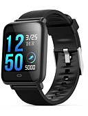 olcso Divatórák-Intelligens Watch q9 mert Android iOS Bluetooth Vízálló Szívritmus monitorizálás Vérnyomásmérés Érintőképernyő Elégetett kalória Lépésszámláló Hívás emlékeztető Testmozgásfigyelő Alvás nyomkövető