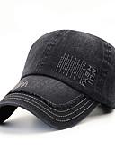 رخيصةأون بنطلونات و شورتات رجالي-قبعة البيسبول مخطط قديم / عمل للرجال