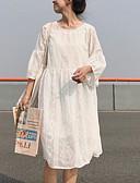 povoljno Ženske haljine-Žene Izlasci Shift Haljina Maxi
