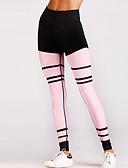 זול מכנסיים לנשים-צועד - קולור בלוק ספורטיבי מותן בינוני יומי בגדי ריקוד נשים