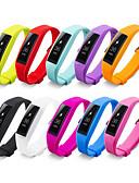 hesapli Smartwatch Bantları-Watch Band için Fitbit Alta / Vivofit 3 Fitbit Spor Bantları Silikon Bilek Askısı