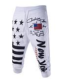 ieftine Pantaloni Bărbați si Pantaloni Scurți-Bărbați De Bază Pantaloni Chinos Pantaloni Scrisă
