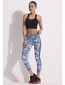 ieftine Pantaloni de Damă-Pentru femei Talie Înaltă Zvelt Pantaloni Sport Pantaloni Mată