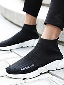 preiswerte Quartz-Unisex Laufschuhe / Sneaker Gummi Walking / Jogging Leicht, Atmungsaktiv, Wasserdicht Gitter Rot / Grau / Königsblau