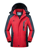 cheap Men's Jackets & Coats-Men's Sports Trench Coat - City Hooded / Long Sleeve
