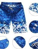 ieftine Maieu & Tricouri Bărbați-Bărbați Chiloți Înot / Pantaloni Scurți de Înot Ultra Ușor (UL), Uscare rapidă, Respirabil Poliester Costume de Baie Costum de plajă Chiloți Înot Înot / Surfing
