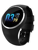 baratos Relógio Esportivo-Kimlink Q1 Pulseira inteligente Android iOS Bluetooth Esportivo Monitor de Batimento Cardíaco Medição de Pressão Sanguínea Informação Controle de Mensagens Podômetro Aviso de Chamada Monitor de Sono