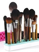 halpa Pusero-Kosmetiikan säilytys Multi-Functional / monitoimityökalu / Erikois Meikki 1 pcs Silikoni Quadrate Päivittäin / Kosmeettinen / Laitteet ja työkalut muodikas / Muoti Arki-asut Arkipäivän meikki