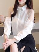billige T-skjorter til damer-Skjorte Dame - Ensfarget, Lapper Grunnleggende