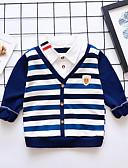hesapli Nedime Elbiseleri-Toddler Genç Erkek Vintage Solid Uzun Kollu Pamuklu Bluz