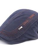 זול כובעים לגברים-כובע כומתה (בארט) - פסים בסיסי בגדי ריקוד גברים