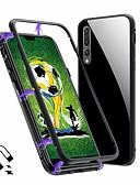 levne Pouzdra telefonu-Carcasă Pro Huawei MediaPad P20 / P20 lite Průsvitný Celý kryt Jednobarevné Pevné Tvrzené sklo / Kov pro Huawei P20 / Huawei P20 Pro / Huawei P20 lite