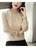 ieftine Bluză-Pentru femei Stil Nautic Tricou Ieșire Mată / Zvelt