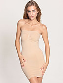 cheap Women's Nightwear-Women's Seamed Corset Dresses - Solid Colored