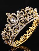 cheap Wedding Dresses-Alloy Tiaras / Headpiece with Crystals / Rhinestones 1 Piece Wedding Headpiece