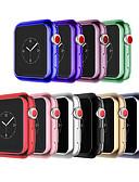 levne Pouzdro Smartwatch-Carcasă Pro Apple Apple Watch Series 4/3/2/1 Silikon Apple