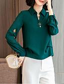povoljno Ženski jednodijelni kostimi-Bluza Žene Rad Cvjetni print