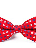 cheap Men's Ties & Bow Ties-Unisex Party / Basic Bow Tie - Polka Dot / Color Block Bow