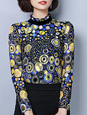 povoljno Bluza-Bluza Žene Dnevno Geometrijski oblici