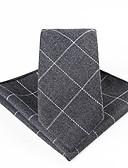 billige Slips og sløyfer-Unisex Grunnleggende Slips og halstørkle Stripet / Trykt mønster / Fargeblokk