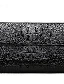 رخيصةأون فساتين سواريه-نسائي أكياس جلد محافظ تمساح أسود