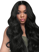 cheap Men's Exotic Underwear-Human Hair Unprocessed Human Hair Full Lace Wig Brazilian Hair Straight Body Wave Wig 8-30 inch with Baby Hair Natural Hairline Women's Short Medium Length Long Human Hair Lace Wig