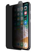 Недорогие Защитные плёнки для экрана iPhone-AppleScreen ProtectoriPhone XS Уровень защиты 9H Защитная пленка для экрана 2 штs Закаленное стекло