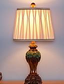 halpa Objektiivit ja tarvikkeet-Moderni nykyaikainen Koristeltu Pöytälamppu Käyttötarkoitus Makuuhuone Hartsi 220-240V