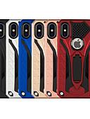 お買い得  メンズフーディー&スウェットシャツ-ケース 用途 Apple iPhone XR / iPhone XS Max 耐衝撃 / スタンド付き バックカバー ソリッド / 鎧 ハード PC のために iPhone XS / iPhone XR / iPhone XS Max