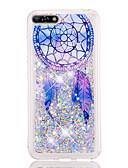 halpa Puhelimen kuoret-Etui Käyttötarkoitus Huawei Huawei Y6 (2018) Iskunkestävä / Kimmeltävä Takakuori Kimmeltävä Pehmeä TPU