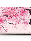 "povoljno Oprema za MacBook-MacBook Slučaj Cvijet PVC za MacBook Pro 13"" / MacBook Pro 15"" s Retina zasonom / New MacBook Air 13"" 2018"