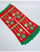 billige Sokker og strømper til damer-Alle Tå Sokker / Lave sokker - Geometrisk Normal