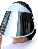رخيصةأون فساتين طويلة-قبعة شمسية لون سادة نسائي أساسي