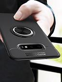 povoljno Maske za mobitele-Θήκη Za Samsung Galaxy S9 / S9 Plus / S8 Plus Prsten držač Stražnja maska Jednobojni Mekano TPU