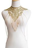 abordables Joyas de Moda-Mujer Legierung Elegante Un Color