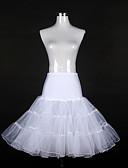 povoljno Haljine za djevojčice-Petticoat kratka baletska suknja Pod suknjom 1950-te Pamuk Srebrna Red+Black Black / White Petticoat / Krinolina