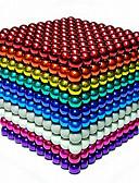 hesapli Erkek Çocuk Kıyafet Setleri-216/648/1000 pcs 3mm Mıknatıslı Oyuncaklar Manyetik Toplar Legolar Süper Güçlü Nadir Mıknatıslar Neodymium Mıknatıs Neodymium Mıknatıs Stres ve Anksiyete Rölyef Odak Çal Ofis Masası Oyuncakları ADD