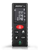 hesapli Sport Bras Collection-MESTEK MT-D4 60m Lazer mesafe ölçer Taşınabilir Tasarım / Kullanımı Kolay / Yüksek Kalite Ofis ve Öğretim için / akıllı ev ölçümü için / mühendislik ölçümü için