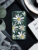 povoljno Vintage kraljica-Θήκη Za Apple iPhone XR / iPhone XS Max Uzorak Stražnja maska Biljke / Cvijet Mekano TPU za iPhone XS / iPhone XR / iPhone XS Max