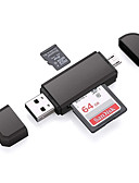 povoljno Maske za mobitele-otg micro usb 2.0 čitač kartica-tf kartica micro sd sd kartica za smartphone laptop