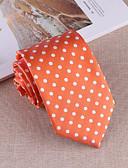 זול עניבות ועניבות פרפר לגברים-עניבת צווארון - פסים עבודה בגדי ריקוד גברים