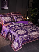 お買い得  メンズ・ベルト-布団カバーセット 贅沢 ポリスター ジャカード織 4個Bedding Sets