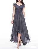 cheap Print Dresses-2019 New Arrival Dresses Women's Plus Size Party Maxi Swing Dress Elbise Vestidos Robe Femme - Solid Colored V Neck Summer Navy Blue Gray Purple XXXL XXXXL XXXXXL / High Waist