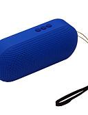 abordables Ropa Interior y Calcetines de Hombre-Bluetooth Speaker Bluetooth Altavoz Al Aire Libre Altavoz Para