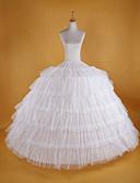 povoljno Stare svjetske nošnje-Nevjesta Petticoat kratka baletska suknja Pod suknjom 1950-te Obala Petticoat / Krinolina