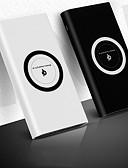 Недорогие Внешние аккумуляторы-10000 mAh Назначение Внешняя батарея Power Bank 5 V Назначение 2.1 A Назначение Зарядное устройство Беспроводное зарядное устройство LED