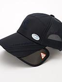 hesapli One-piece swimsuits-Unisex Temel Pamuklu Polyester Baseball Şapkası Güneş şapkası Solid Tüm Mevsimler Koyu Mavi Gri Navy Mavi