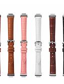 hesapli Smartwatch Bantları-Watch Band için Fitbit ilham Fitbit Deri Döngü Deri Bilek Askısı